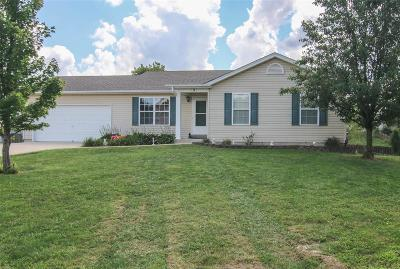 Wright City Single Family Home For Sale: 10 Horseshoe Court