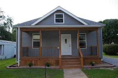 Caseyville Single Family Home For Sale: 319 South Long