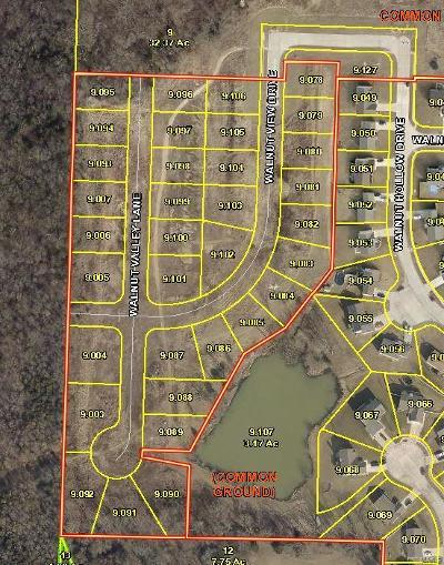Wright City Residential Lots & Land For Sale: 210 Walnut Valley Drive