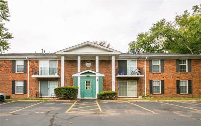 Hazelwood Condo/Townhouse For Sale: 452 Chapel Ridge Drive #B