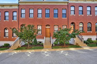 St Louis Condo/Townhouse For Sale: 1017 Mississippi Avenue #D