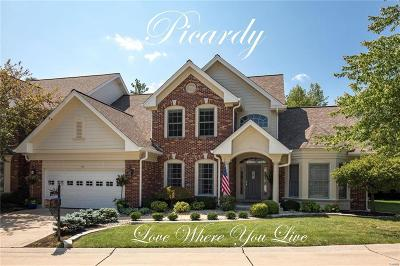Chesterfield Condo/Townhouse For Sale: 49 Picardy Hill Drive