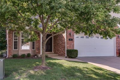 Olivette Single Family Home For Sale: 1233 Castle Gate Villas Drive