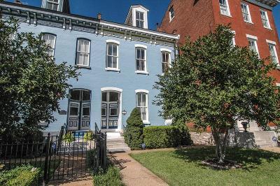 Lafayette Square Single Family Home For Sale: 1709 Lafayette Avenue