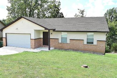 Imperial Single Family Home For Sale: 1120 Oregon Trails Drive