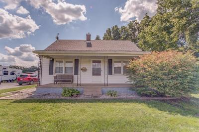Belleville Single Family Home For Sale: 7312 Concordia Church Road