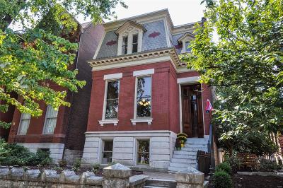 St Louis Single Family Home For Sale: 1908 Lasalle