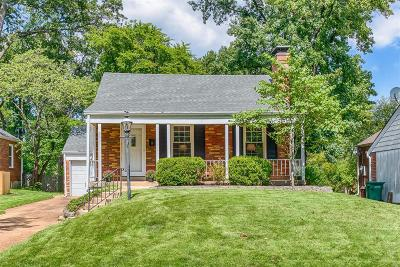 Brentwood Single Family Home Option: 8605 Litzsinger Road