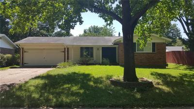 Single Family Home Active Under Contract: 3045 Churchill Drive