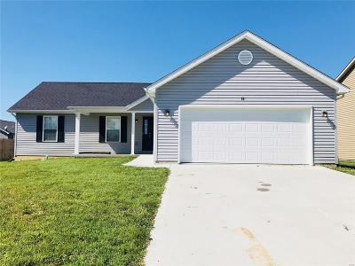 Lincoln County Single Family Home For Sale: 15 Briarcrest Ct