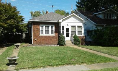 Collinsville Single Family Home For Sale: 629 West Clay Street