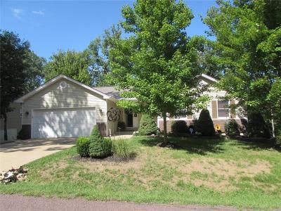 Marthasville, Lake Sherwood Single Family Home For Sale: 975 Lancaster Road