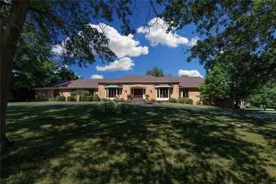 Town and Country Single Family Home For Sale: 12821 Topping Meadows