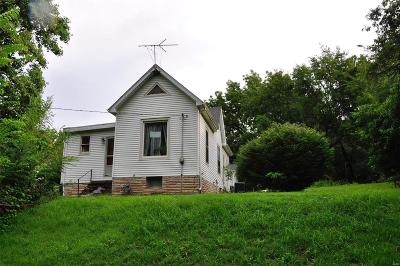Collinsville Single Family Home For Sale: 937 South Clinton Street