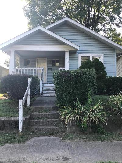 Granite City Single Family Home For Sale: 2903 Marshall Avenue