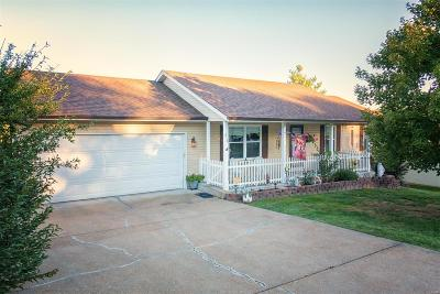 Labadie Single Family Home For Sale: 218 West Bend