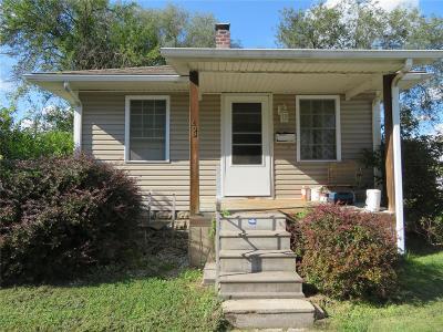 East Alton, Wood River, Roxana Single Family Home For Sale: 408 Brown