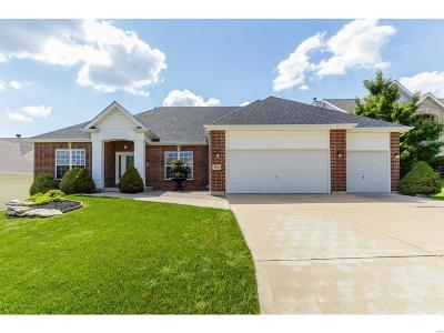 St Peters Single Family Home For Sale: 306 Outlook Court