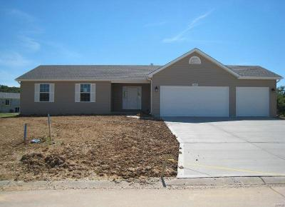 Wright City Single Family Home For Sale: 1 Island Breeze Falcons Cr
