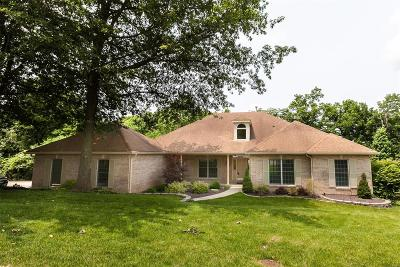 St Charles Single Family Home For Sale: 371 Woodmere Nook Court