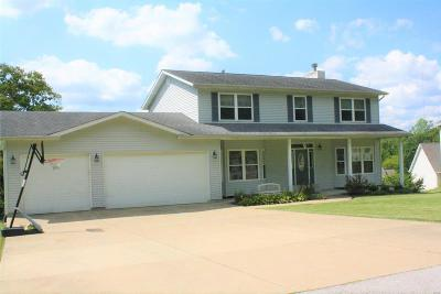 Single Family Home For Sale: 13235 East Lane