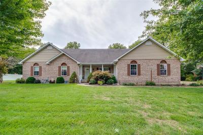 Jerseyville Single Family Home For Sale: 1302 Walnut Street
