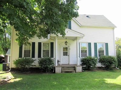 Fairview Heights Single Family Home For Sale: 2 Randle Court