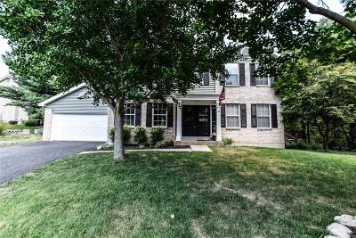ST CHARLES Single Family Home For Sale: 15 Cabernet