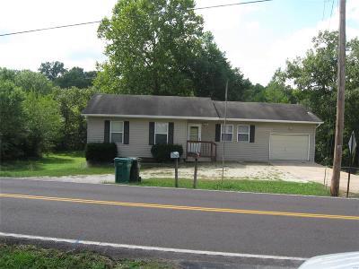 Jefferson County Single Family Home For Sale: 4211 Flucom Road