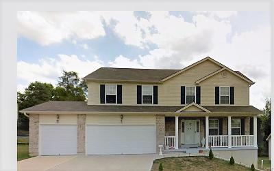Single Family Home For Sale: 2004 Pullman Drive