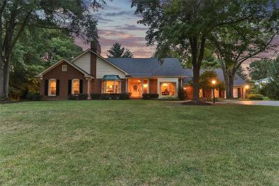 St Louis MO Single Family Home For Sale: $939,000