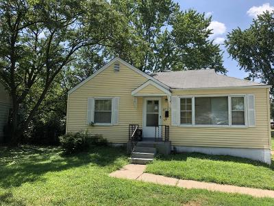 Single Family Home For Sale: 8236 Canyon Drive