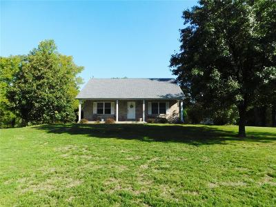 Franklin County Single Family Home For Sale: 8233 Seminary Road