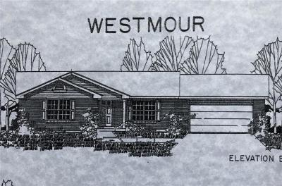 Franklin County Single Family Home For Sale: Lot 3 Westmour, Runway Dr