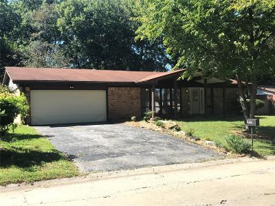 Belleville Single Family Home For Sale: 209 Saint John