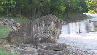Madison County, Jefferson County, St Francois County Residential Lots & Land For Sale: 1 Misty Ridge