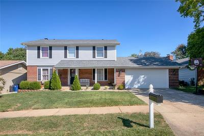 St Louis Single Family Home For Sale: 3013 Silver Bow