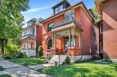 St Louis Single Family Home For Sale: 2011 Virginia Avenue
