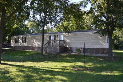 Knox City MO Single Family Home For Sale: $88,500