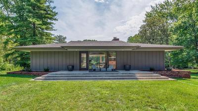 St Louis Single Family Home For Sale: 1100 South Spoede Road