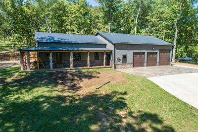 Single Family Home For Sale: 10005 Woodland Road