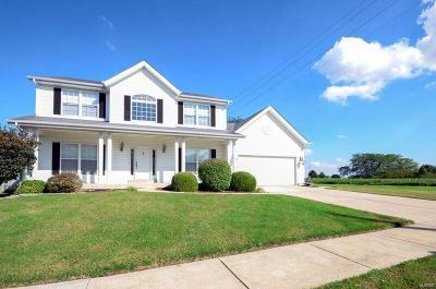 Dardenne Prairie, Defiance, Lake St Louis, O'fallon, St Charles, Wentzville, Chesterfield, Wildwood Single Family Home For Sale: 1532 Oakland Hills