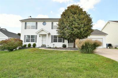 Single Family Home Contingent No Kickout: 2723 Red Cedar Parc Drive South
