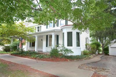 New London Single Family Home For Sale: 701 South Main