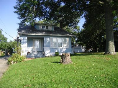 Belleville Single Family Home For Sale: 1600 South Illinois