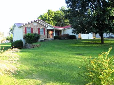 Potosi Single Family Home For Sale: 1107 Richeson Road