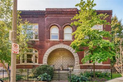 St Louis Single Family Home For Sale: 1800 Rutger Street #A