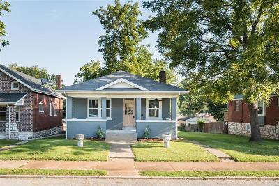 St Louis Single Family Home For Sale: 4423 Beethoven Avenue