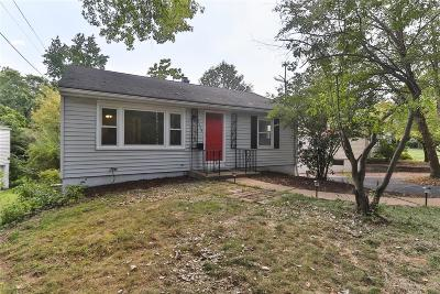 Single Family Home For Sale: 8604 Big Bend Boulevard