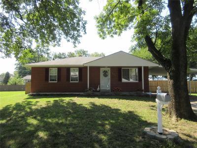 Granite City Single Family Home For Sale: 4214 Marigold Drive
